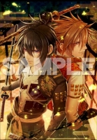 900【PSP】十鬼の絆 限定版 アニメイト限定セット