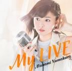 【アルバム】沼倉愛美/My LIVE 初回限定盤B