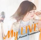【アルバム】沼倉愛美/My LIVE 初回限定盤A