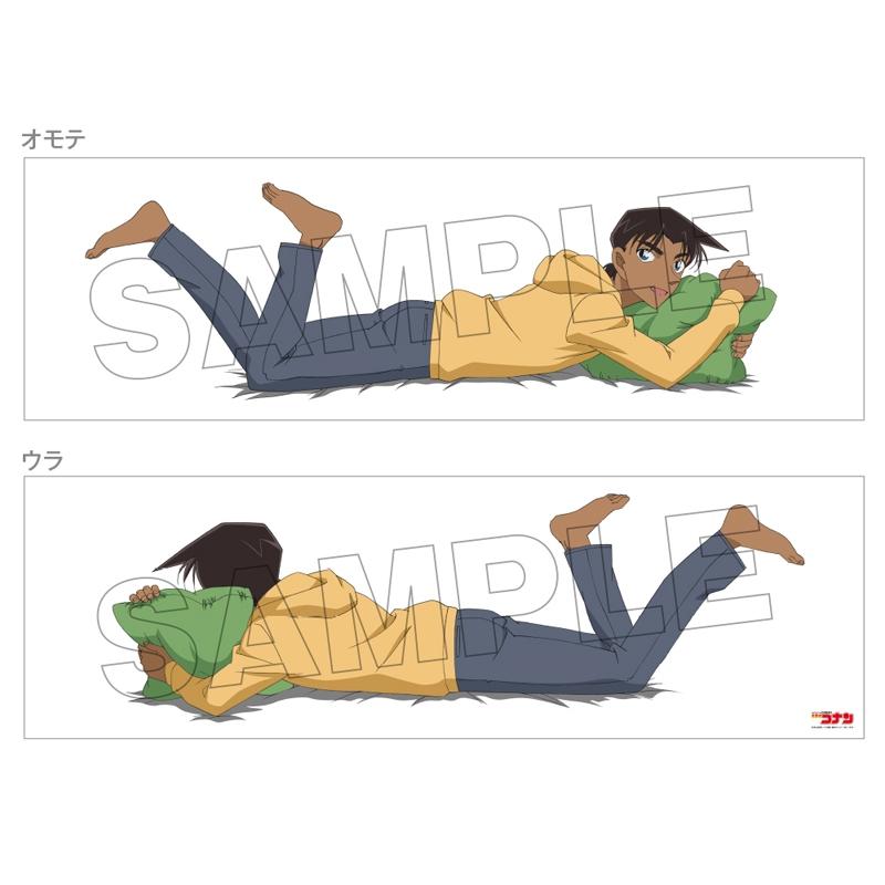 【グッズ-ピローケース】名探偵コナン 抱き枕カバー 服部平次 【再販】