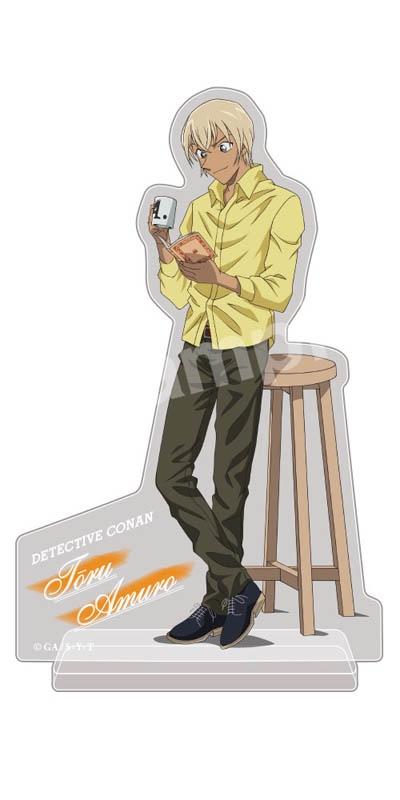 【グッズ-スタンドポップ】名探偵コナン アクリルスタンドフィギュア 安室透 【再販】
