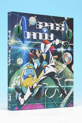 900【Blu-ray】TV スペース☆ダンディ 3