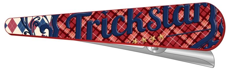 あんさんぶるスターズ! ダッカールクリップ (1) Trickstar