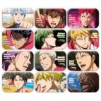 【グッズ-バッチ】劇場版 黒子のバスケ LAST GAME まるかくカンバッジ 7