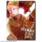 【グッズ-マウスパット】ヘタリア Axis Powers マウスパッド デザイン02(ドイツ)
