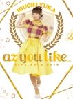【DVD】井口裕香/2nd LIVE TOUR 2016 az you like…