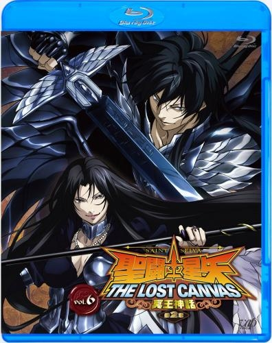 900【Blu-ray】OVA 聖闘士星矢 THE LOST CANVAS 冥王神話 第2章 Vol.6