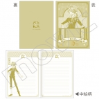【グッズ-ノート】刀剣乱舞-花丸- B5ノート/H:獅子王