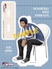【グッズ-スタンドポップ】黒子のバスケ アクリルスタンド 「青峰 大輝」design chair Ver.
