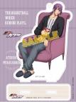 【グッズ-スタンドポップ】黒子のバスケ アクリルスタンド 「紫原 敦」design chair Ver.