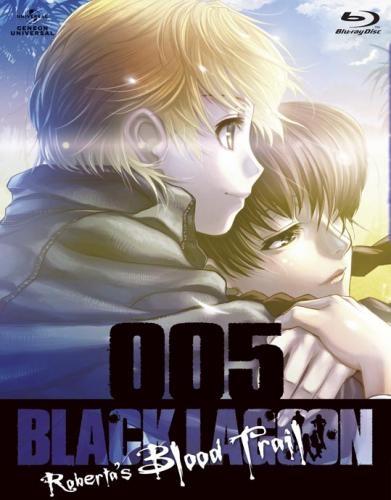 900【Blu-ray】OVA BLACK LAGOON Roberta's Blood Trail Blu-ray 005