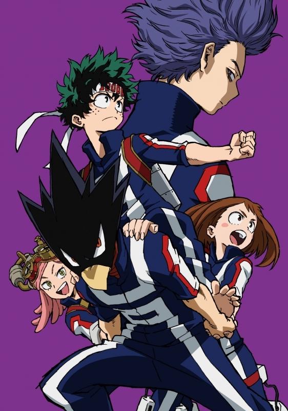 【Blu-ray】TV 僕のヒーローアカデミア 2nd Vol.2 初回生産限定版