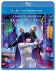 【Blu-ray】映画 実写版 ゴースト・イン・ザ・シェル DVD&BD付 初回生産限定