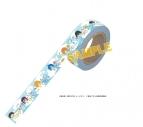 【グッズ-テープ】弱虫ペダル GLORY LINE×サンリオ マスキングテープ (01)総北高校・箱根学園高校・京都伏見高校