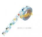 【グッズ-テープ】弱虫ペダル GLORY LINE×サンリオ マスキングテープ (02)レジェンド