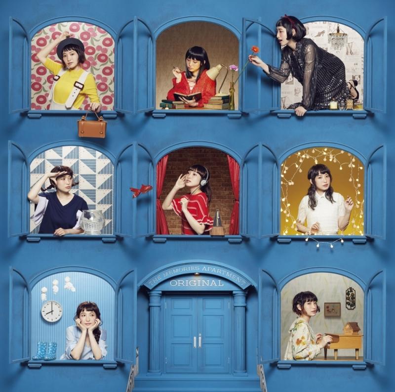 【アルバム】南條愛乃/ベストアルバム THE MEMORIES APARTMENT -Original- 通常盤