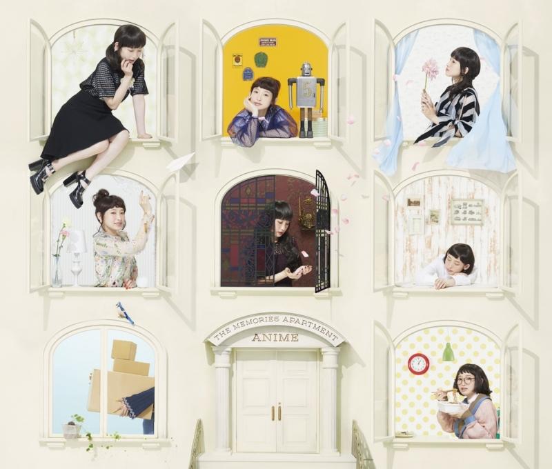 【アルバム】南條愛乃/ベストアルバム THE MEMORIES APARTMENT -Anime- BD付初回限定盤
