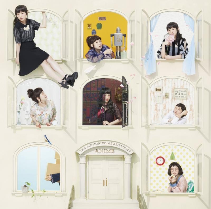 【アルバム】南條愛乃/ベストアルバム THE MEMORIES APARTMENT -Anime- 通常盤
