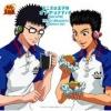 900【DJCD】テニスの王子様 オン・ザ・レイディオ 2004 APRIL 初回生産完全限定盤