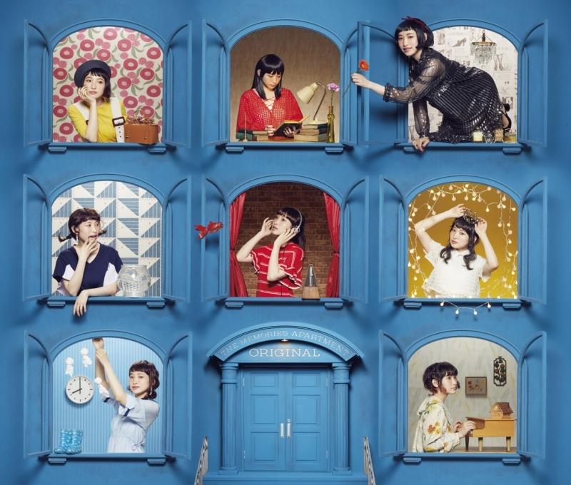 【アルバム】南條愛乃/ベストアルバム THE MEMORIES APARTMENT -Original- DVD付初回限定盤