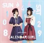 【アルバム】petit milady(プチミレディ)/CALENDAR GIRL 通常盤