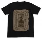 【グッズ-Tシャツ】ロクでなし魔術講師と禁忌教典(アカシックレコード) 愚者のアルカナTシャツ/BLACK-L