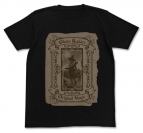 【グッズ-Tシャツ】ロクでなし魔術講師と禁忌教典(アカシックレコード) 愚者のアルカナTシャツ/BLACK-XL