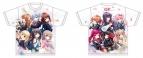 【グッズ-Tシャツ】ガールフレンド(仮)冬コミ商品 マドンナ選抜総選挙TOP12Tシャツ(全1種)