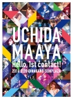 【DVD】内田真礼/UCHIDA MAAYA 1st LIVE『Hello, 1st contact!』