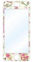 900【グッズ-メールガード】SENSAI iPhone5S/5C/5 気泡カット 美少女戦士セーラームーン 04 ガーデンSC