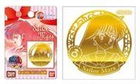 900【グッズ-シール】デコメタ 美少女戦士セーラームーン 06 GセーラーマーズSC