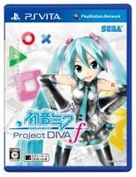 900【Vita】初音ミク Project DIVA f -プロジェクト ディーヴァ f-