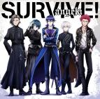 【主題歌】劇場版 K SEVEN STORIES OP「SURVIVE!」/angela 通常盤
