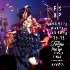 """【アルバム】坂本真綾/""""FOLLOW ME UP"""" FINAL at 中野サンプラザ 通常盤"""