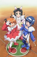 900【Blu-ray】TV 快盗天使ツインエンジェル キュンキュン☆ときめきパラダイス! Blu-ray 第1巻