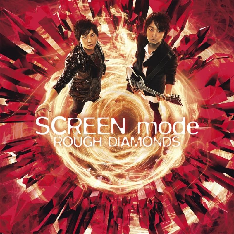 【主題歌】TV 食戟のソーマ 弐ノ皿 OP「ROUGH DIAMONDS」/SCREEN mode DVD付盤