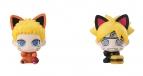【フィギュア】ぷちきゃらランド 招き猫 BORUTO-ボルト- NARUTO NEXT GENERATIONS 親子招き猫だってばさ!