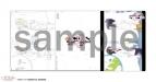 【グッズ-クリアファイル】刀剣乱舞-花丸- セル画&原画見比べクリアファイル S