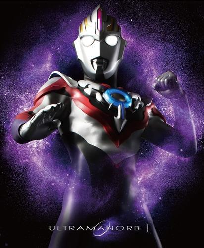 900【Blu-ray】※送料無料※TV ウルトラマンオーブ Blu-ray BOX I