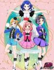 【Blu-ray】※送料無料※TV プリティーリズム・レインボーライブ Blu-ray BOX-1