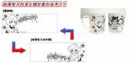 【グッズ-マグカップ】イナズマイレブン  チェンジングマグカップ (士郎・アツヤ)