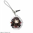 【グッズ-チャーム】Fate/Apocrypha アクリルイヤホンジャックアクセサリー 11(赤のアサシン)