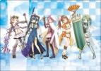【グッズ-クリアファイル】マギアレコード 魔法少女まどか☆マギカ外伝 クリアファイル/B