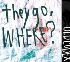 【アルバム】OLDCODEX/they go, Where? 初回限定盤