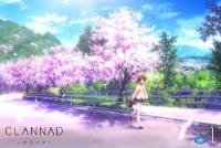 900【DVD】TV CLANNAD-クラナド- 1 初回限定版