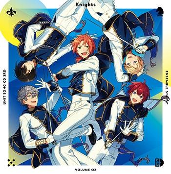 【キャラクターソング】あんさんぶるスターズ! ユニットソングCD 第3弾 Vol.02 Knights