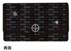 【グッズ-カバーホルダー】名探偵コナン キーケース 03(黒ずくめの組織)