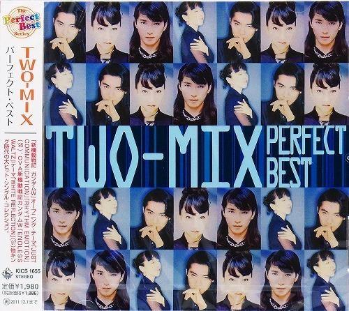 【アルバム】TWO-MIX/パーフェクト・ベスト