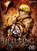 900【Blu-ray】OVA HELLSING VIII 初回限定版