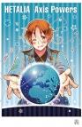 【グッズ-クリアファイル】ヘタリア Axis Powers(原作版) クリアファイル/A